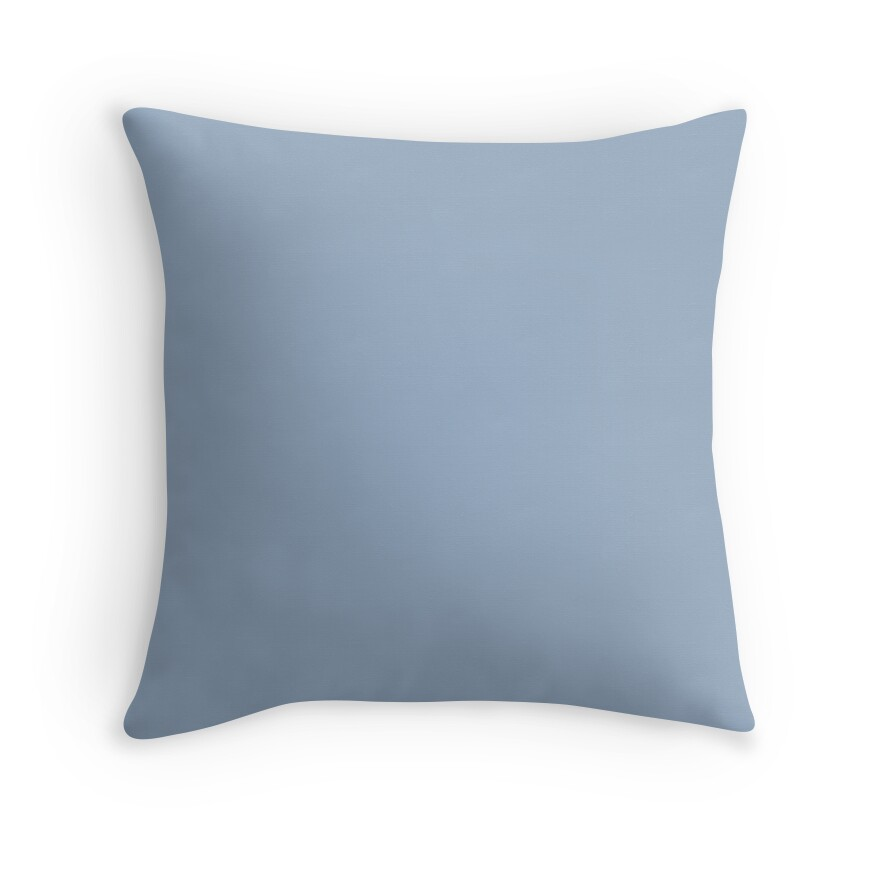 Cheapest Solid Blue Gray Color