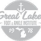 GLFA Sticker White by D24designs