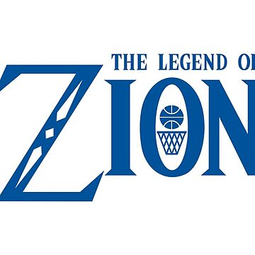 The Legend of Zion 1 by SaturdayAC