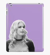 Britta Perry - Light Purple iPad Case/Skin