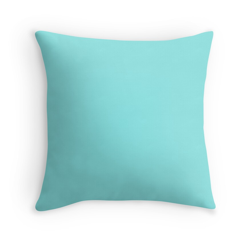 Cheapest Solid Blue Lagoon Color