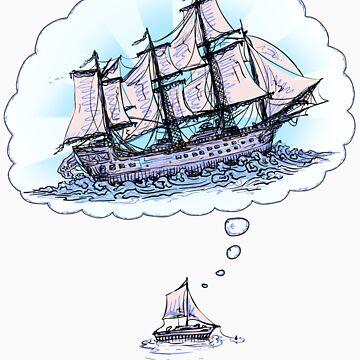 Floating Dreams by LazerBears