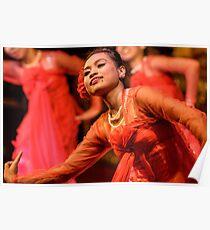 Burmese Dance 1 Poster