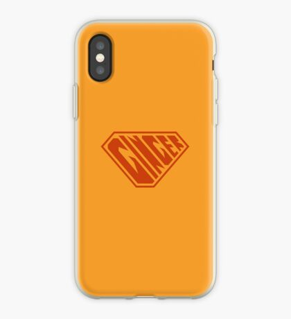 Ginger SuperEmpowered (Ginger) iPhone Case