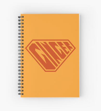Ginger SuperEmpowered (Ginger) Spiral Notebook