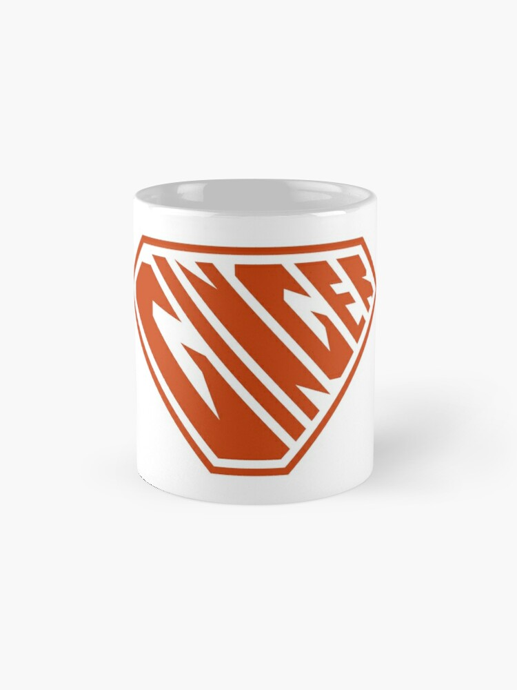 Alternate view of Ginger SuperEmpowered (Ginger) Classic Mug