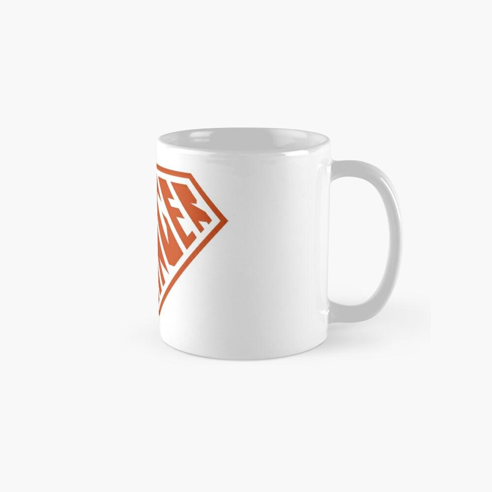 Ginger SuperEmpowered (Ginger) Classic Mug