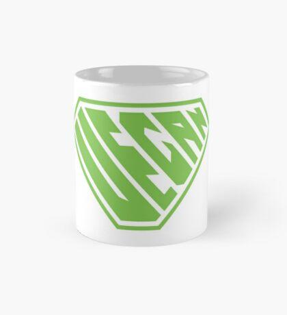 Vegan SuperEmpowered (Green) Mug