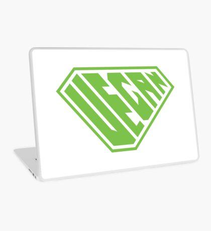 Vegan SuperEmpowered (Green) Laptop Skin