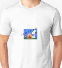 snoopy and woodstock ...memorable moments  T-Shirt