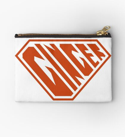 Ginger SuperEmpowered (Ginger) Zipper Pouch