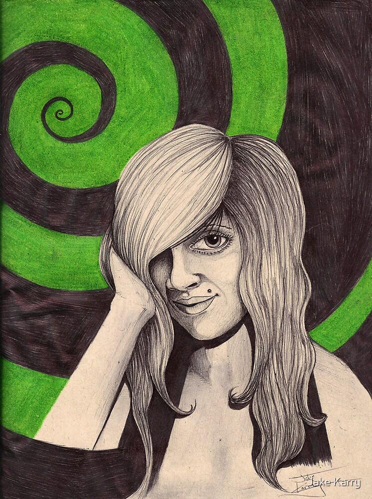 Rachel by Jake Karry