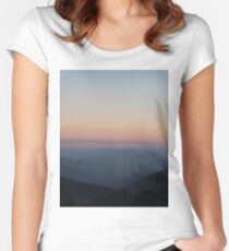 Gradients Women's Fitted Scoop T-Shirt
