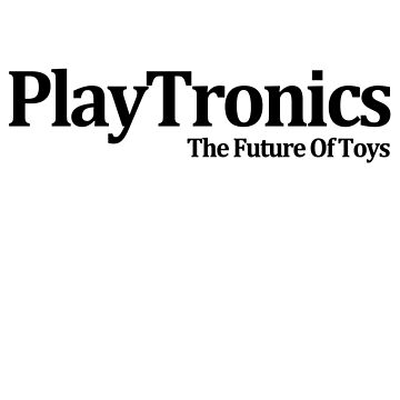 Playtronics - The Future of Toys (Sneakers) by adventuretimes