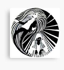 Manic Depression Canvas Print