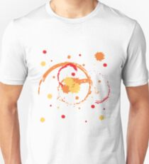 Colorful Brush Strokes T-Shirt