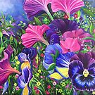 Garden Party by Nancy Cupp
