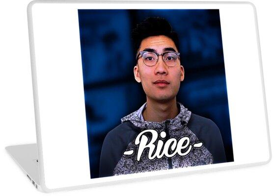 «Camiseta oficial RiceGum» de KiyomiShop