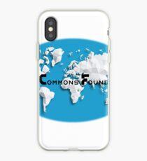 TCF World Design iPhone Case