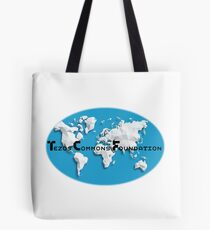 TCF World Design Tote Bag