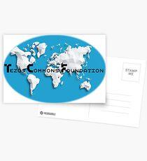 TCF World Design Postcards