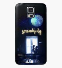 Liebe dich, Serendipity Hülle & Klebefolie für Samsung Galaxy