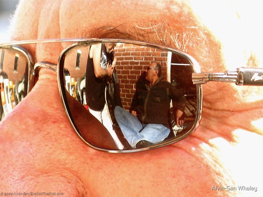 Eye Spy by Alvin-San Whaley