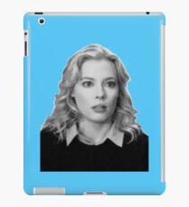 Britta Perry - Light Blue iPad Case/Skin