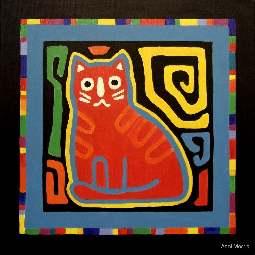 Little Cat by Anni Morris