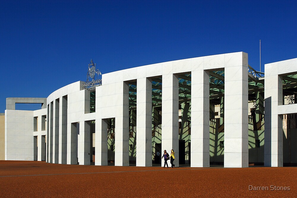 Parliament House by Darren Stones
