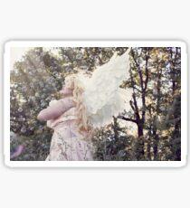My Muse, The Angel Sticker