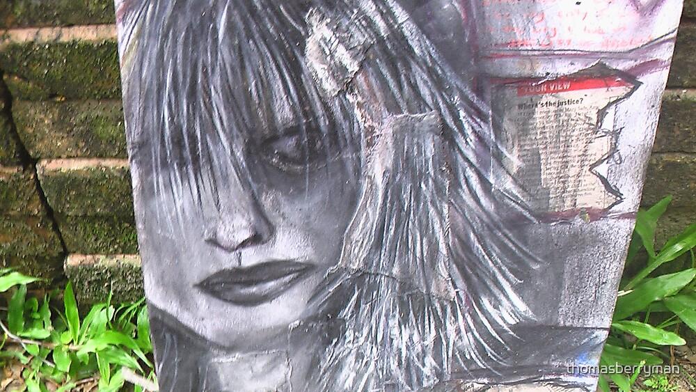 Woman by thomasberryman