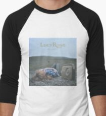 Lucy Rose - like i used to LP Sleeve artwork Fan art Men's Baseball ¾ T-Shirt