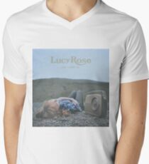 Lucy Rose - like i used to LP Sleeve artwork Fan art V-Neck T-Shirt