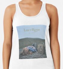 Lucy Rose - like i used to LP Sleeve artwork Fan art Racerback Tank Top