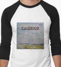Calexico - The thread that keeps us LP Sleeve artwork Fan art Men's Baseball ¾ T-Shirt