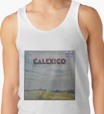 Calexico - The thread that keeps us LP Sleeve artwork Fan art Tank Top