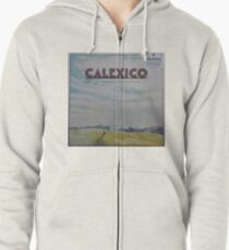 Calexico - The thread that keeps us LP Sleeve artwork Fan art Zipped Hoodie