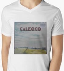 Calexico - The thread that keeps us LP Sleeve artwork Fan art V-Neck T-Shirt
