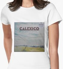 Calexico - The thread that keeps us LP Sleeve artwork Fan art Women's Fitted T-Shirt