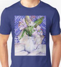 Blue Curtains T-Shirt
