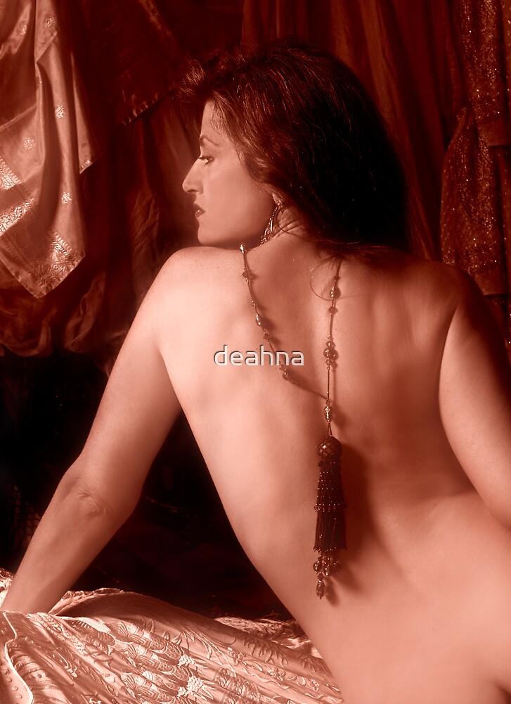 Bare-back & Tassle by deahna