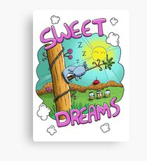 Sweet Dreams - Cute Sleeping Koala Canvas Print