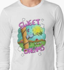 Sweet Dreams - Cute Sleeping Koala Long Sleeve T-Shirt