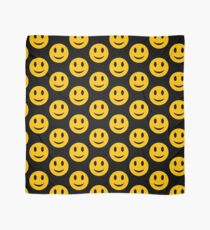 Smiley Face - Round Scarf