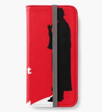 A Study in Scarlet Book Cover iPhone Wallet/Case/Skin