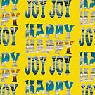 Happy, Happy, Joy, Joy ... by Wightstitches