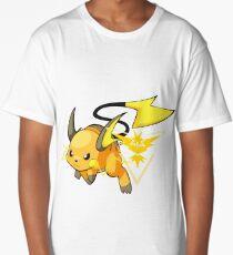 Raichu - Team Instinct Long T-Shirt