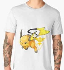 Raichu - Team Instinct Men's Premium T-Shirt
