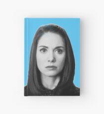 Annie Edison - Light Blue Hardcover Journal